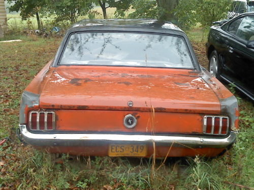 1965 Mustang GT For Sale 02