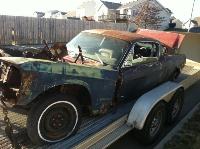 1968 Mustang Fastback for sale01