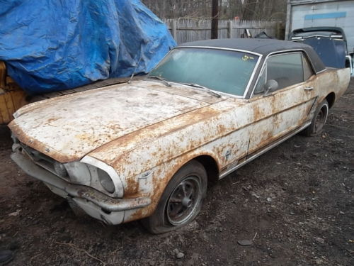 More 1965 Mustangs For Sale On EBay Now