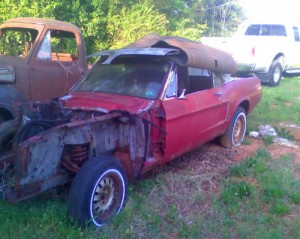 1968 Mustang Convertible for Sale 04